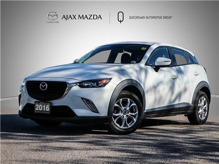 2016 Mazda CX-3  (Stk: P5966) in Ajax - Image 1 of 23