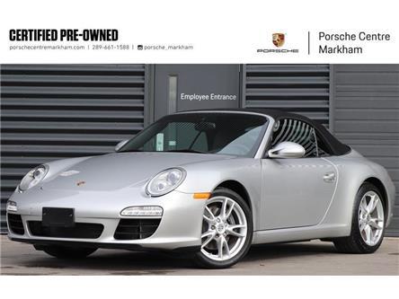 2009 Porsche 911 Carrera (Stk: PU0196) in Markham - Image 1 of 29
