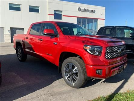 2021 Toyota Tundra SR5 (Stk: TX347) in Cobourg - Image 1 of 5