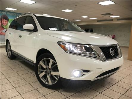 2015 Nissan Pathfinder Platinum (Stk: 211786A) in Calgary - Image 1 of 12