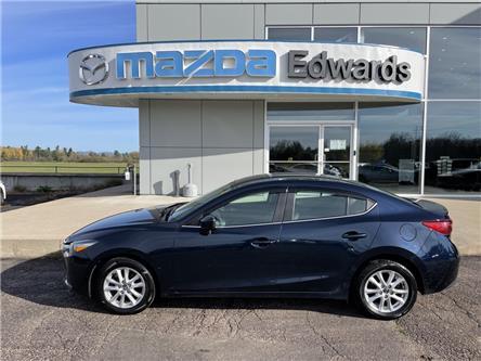 2017 Mazda Mazda3 SE (Stk: 22845) in Pembroke - Image 1 of 15
