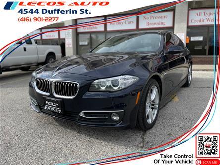 2016 BMW 528i xDrive (Stk: 144309) in Toronto - Image 1 of 16