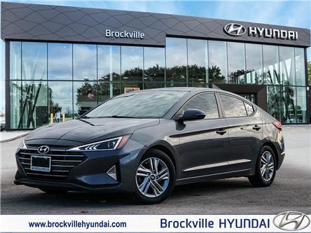 2020 Hyundai Elantra Preferred (Stk: R21185A) in Brockville - Image 1 of 30