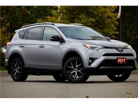 2017 Toyota RAV4 Hybrid SE (Stk: 17995A) in Hamilton - Image 1 of 30