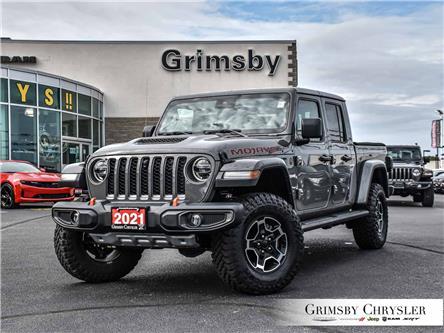 2021 Jeep Gladiator Mojave (Stk: U5272) in Grimsby - Image 1 of 30