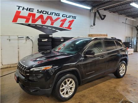 2017 Jeep Cherokee North (Stk: 569260A) in Orillia - Image 1 of 25