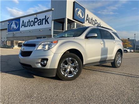 2013 Chevrolet Equinox 1LT (Stk: 13-46826JB) in Barrie - Image 1 of 24