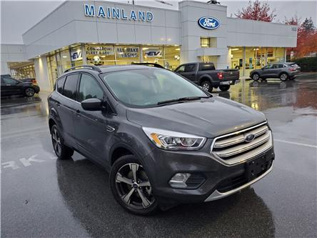 2018 Ford Escape SEL (Stk: 21ES8069A) in Vancouver - Image 1 of 8