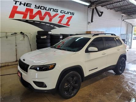 2019 Jeep Cherokee North (Stk: 661851A) in Orillia - Image 1 of 24