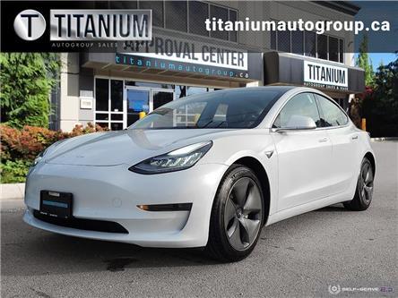2020 Tesla Model 3 Standard Range (Stk: 794352) in Langley Twp - Image 1 of 23