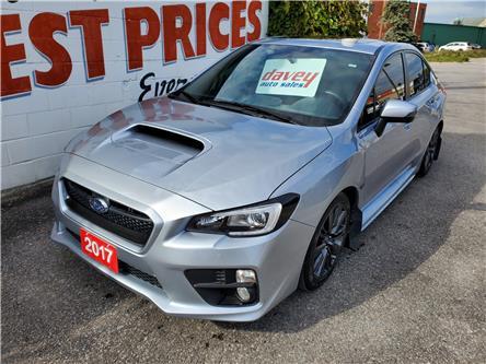 2017 Subaru WRX Sport (Stk: 21-493) in Oshawa - Image 1 of 7