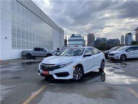 2017 Honda Civic EX (Stk: HP4494) in Toronto - Image 1 of 26