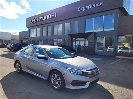 2017 Honda Civic LX (Stk: U3868) in Charlottetown - Image 1 of 16