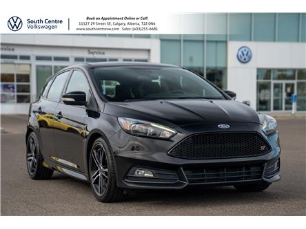 2016 Ford Focus ST Base (Stk: 00256B) in Calgary - Image 1 of 46