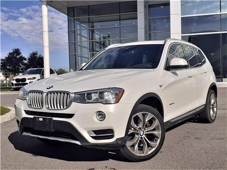 2017 BMW X3 xDrive28i (Stk: P10147) in Gloucester - Image 1 of 14