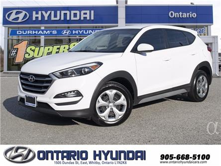 2017 Hyundai Tucson Base (Stk: 309781A) in Whitby - Image 1 of 22