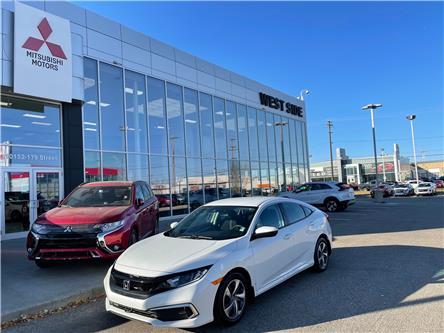 2020 Honda Civic LX (Stk: 23296A) in Edmonton - Image 1 of 20
