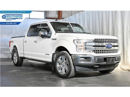 2019 Ford F-150 Lariat (Stk: GC2168A) in Red Deer - Image 1 of 30