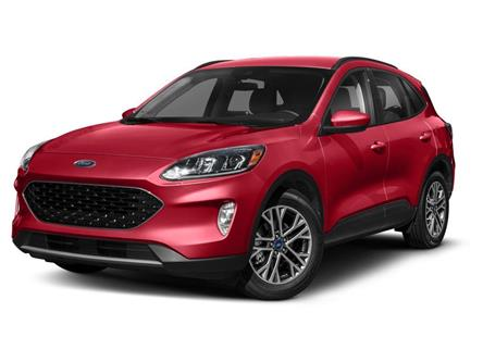 2021 Ford Escape SEL (Stk: S1580) in St. Thomas - Image 1 of 9