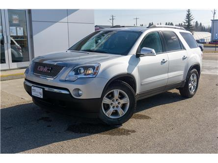 2012 GMC Acadia SLE (Stk: P19-117A) in Edson - Image 1 of 16