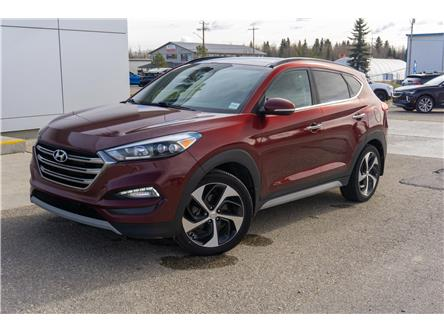 2017 Hyundai Tucson Limited (Stk: 21-201A) in Edson - Image 1 of 16