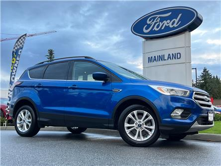 2018 Ford Escape SEL (Stk: 21RA9504A) in Vancouver - Image 1 of 30
