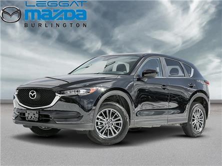 2021 Mazda CX-5 GX (Stk: 211611) in Burlington - Image 1 of 18