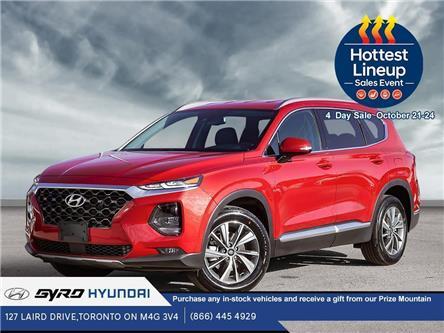 2019 Hyundai Santa Fe Preferred 2.0 (Stk: H4605) in Toronto - Image 1 of 23