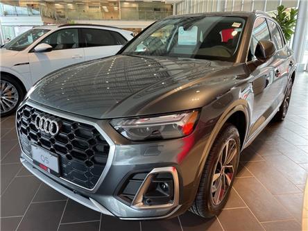 2022 Audi Q5 45 Technik (Stk: 220093) in Toronto - Image 1 of 5