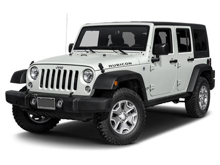 2014 Jeep Wrangler Unlimited Rubicon (Stk: N009A) in Thunder Bay - Image 1 of 9
