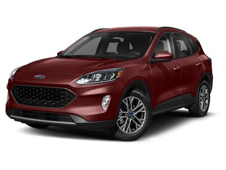 2021 Ford Escape SEL Hybrid (Stk: 21370) in Perth - Image 1 of 9