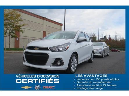 2017 Chevrolet Spark 1LT CVT (Stk: U9278) in Sainte-Julie - Image 1 of 22