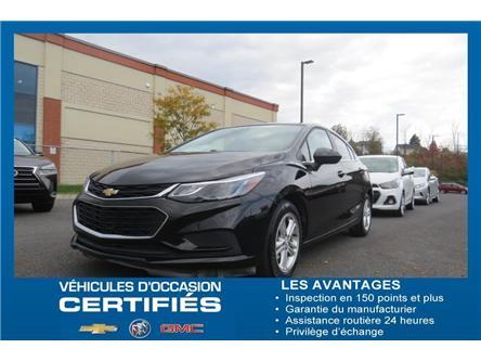 2018 Chevrolet Cruze LT Manual (Stk: U9279) in Sainte-Julie - Image 1 of 21