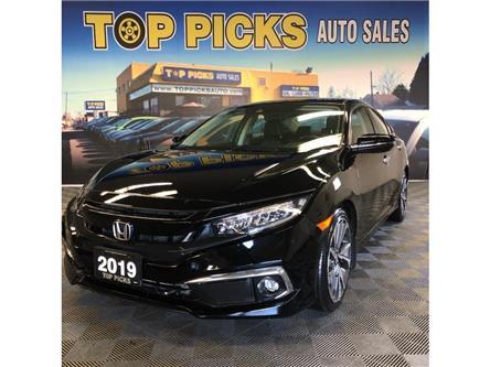 2019 Honda Civic Touring (Stk: 100219) in NORTH BAY - Image 1 of 29