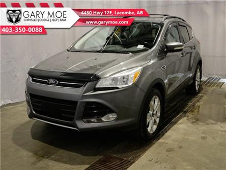 2013 Ford Escape SEL (Stk: F212687B) in Lacombe - Image 1 of 23