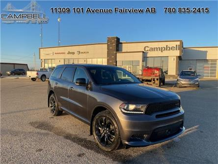 2019 Dodge Durango GT (Stk: 10790A) in Fairview - Image 1 of 12