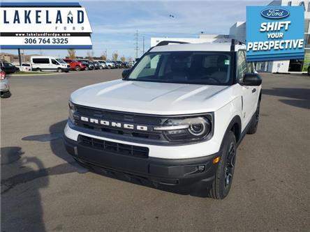 2021 Ford Bronco Sport Big Bend (Stk: 21-712) in Prince Albert - Image 1 of 15