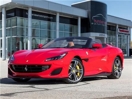 2020 Ferrari Portofino Base (Stk: 21HMS1387) in Mississauga - Image 1 of 43