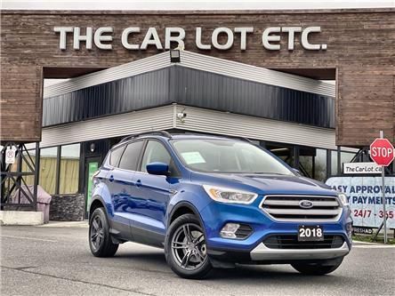 2018 Ford Escape SEL (Stk: 21614) in Sudbury - Image 1 of 27