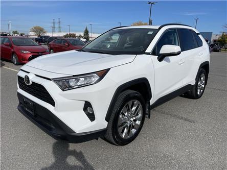 2021 Toyota RAV4 XLE (Stk: U9288) in Ottawa - Image 1 of 21