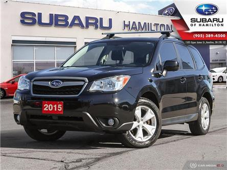 2015 Subaru Forester 2.5i Touring Package (Stk: U1772A) in Hamilton - Image 1 of 29