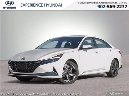2022 Hyundai Elantra Ultimate Tech (Stk: N1657) in Charlottetown - Image 1 of 11