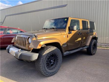 2011 Jeep Wrangler Unlimited 70th Anniversary (Stk: SUB2969A) in Charlottetown - Image 1 of 5