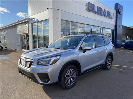2021 Subaru Forester Convenience (Stk: SUB2816D) in Charlottetown - Image 1 of 16