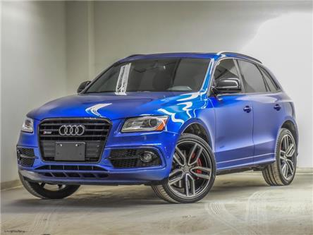 2017 Audi SQ5 3.0T Dynamic Edition (Stk: 54155A) in Newmarket - Image 1 of 25