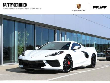 2020 Chevrolet Corvette Coupe Stingray Coupe 2LT (Stk: U10114) in Vaughan - Image 1 of 30