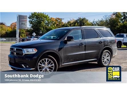 2016 Dodge Durango Limited (Stk: P9232971) in OTTAWA - Image 1 of 21