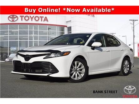 2019 Toyota Camry LE (Stk: 19-28474) in Ottawa - Image 1 of 23
