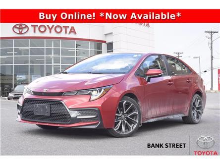 2020 Toyota Corolla SE (Stk: 19-29501AA) in Ottawa - Image 1 of 24