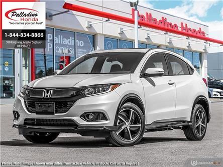 2022 Honda HR-V Sport (Stk: 23540) in Greater Sudbury - Image 1 of 23